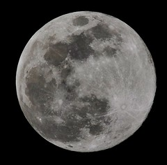 20.03.2019 (Thinks in Green) Tags: moon luna sigma 150600mm nikon d3100 badajoz españa vistas cielo noche marzo 2019 teleobjetivo llena full dark night wolf