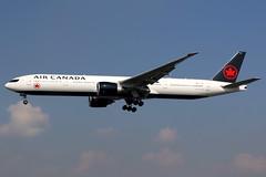Air Canada | Boeing 777-300ER | C-FJZS | London Heathrow (Dennis HKG) Tags: aircraft airplane airport plane planespotting staralliance canon 7d 24105 london heathrow egll lhr aircanada canada aca ac boeing 777 777300 boeing777 boeing777300 777300er boeing777300er cfjzs