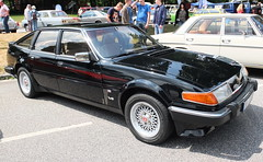 Rover SD1 Vitesse 3500 1984 (Zappadong) Tags: rover sd1 vitesse 3500 1984 oldtimermeile ciynord hamburg 2018 zappadong oldtimer youngtimer auto automobile automobil car coche voiture classic classics oldie oldtimertreffen carshow