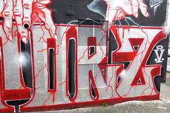Street Art Rennes (claude 22) Tags: graffiti paint aero graffeur painting claude22 arteenlacalle pinturaenlasparades streetart urbanart vividcolor graff urban arte city rennes bretagne roazhon breizh france francia