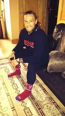 Conor McGregor - 02 (mondonville) Tags: boxeur chaussettes boxer socks