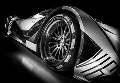 DEVEL (Dave GRR) Tags: devel sixteen supercar hypercar racingcar luxurycar toronto auto show 2019 olympus monochrome mon mono bw black white