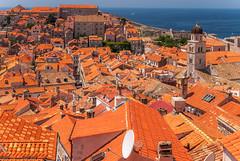 Dubrovnik (sklachkov) Tags: dubrovnik croatia mediterranean architecture walls oldtown oldtownwalls