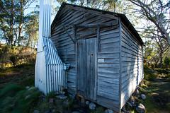 Old Pelion Hut