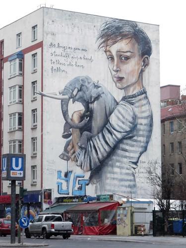 Onur, Wesr & Herakut / Berlin - 25 jan 2019
