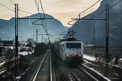 Rail Traction Company - Mezzocorona (Giovanni Grasso 71) Tags: rail traction company brennero nikon d610 giovanni grasso