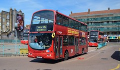 DW98 Arriva London (KLTP17) Tags: lj54bfy dw98 arriva london wrightbus gemini vdl bus 197 croydon peckham uk