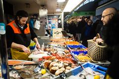 Nantes - Janvier 2019 (Maestr!0_0!) Tags: couleur color market marché street people candid rue talensac nantes france