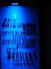 Santiago de Cuba Oriente by Night © Ost-Kuba Lateinamerika Nacht © (hn.) Tags: cu cub caribbean castellano groseantillen idioma karibik provinciadesantiagodecuba republicadecuba republik santiagodecuba spanischesprache spanish spanishlanguage copyright copyrighted cuba español heiconeumeyer kuba lengua nacht night noche schild sign spanisch sprache tp201901cuba