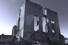 Villa dei Quintili (Rome) (rickybon) Tags: rome villadeiquintili bw pentaxk5 pentaxflickraward pentaxart pentax k5