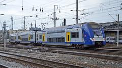 Z 24555/56 (328), Amiens - 07/06/2014 (Thierry Martel) Tags: z24500 amiens automotrice sncf