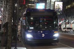 IMG_4712 (GojiMet86) Tags: mta nyc new york city bus buses 2018 xd40 7592 34th street 7th avenue