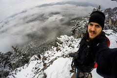 0110_GOPR5160 (marcellszmandray) Tags: ausztria hohewand gutensteinialpok alpok viaferrata kirándulás tavasz hó