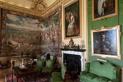Green Writing Room, Blenheim Tapestry | Blenheim Palace | Feb 2019-24 (Paul Dykes) Tags: woodstock england unitedkingdom gb uk blenheimpalace johnvanbrugh englishbaroque duke marlborough churchill