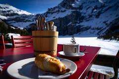 Z`Nüni am Oeschinensee (oʇ[◎]ɥd | ʍɟɐ) Tags: see kantonbern oeschinensee verschiedenes landschaft schweiz alps berneroberland switzerland berge winter lake landscape alpen mountain kandersteg ch