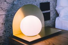Bedside Lamp (Leighton Wallis) Tags: sony alpha a7r mirrorless ilce7r 1635mm f40 emount 55mm f18 thecalile brisbane qld queensland australia hotel