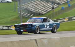Road America (Chad Horwedel) Tags: roadamerica shelbygt350 classic car race track elkhartlake wisconsin