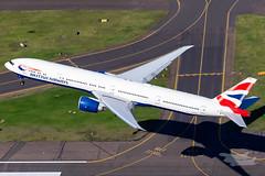 G-STBC BA B77W 34L YSSY-2194 (A u s s i e P o m m) Tags: sydney newsouthwales australia au britishairways ba speedbird boeing b77w b777300er syd yssy sydneyairport
