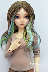 DSC_2043 (sonya_wig) Tags: fairytreewigs wig bjdwig minifeewig bjd bjdminifee minifeechloe handmadedoll bjddoll dollphoto fairyland fairylandminifee minifee chloe bjdphotographycoloringhair