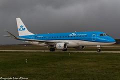 KLM Cityhopper PH-EXX (U. Heinze) Tags: aircraft airlines airways airplane flugzeug planespotting plane haj hannoverlangenhagenairporthaj eddv nikon d610