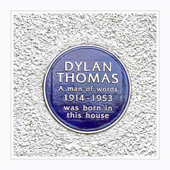 Birthplace & Home of Dylan Thomas, 5 Cwmdonkin Drive, Uplands, Swansea, Wales UK (Stuart Smith AUS) Tags: 19141953 7dmkii amanofwords blighty blueplaque britain british canoneos7dmkii cwmdonkindrive dylanthomas eos7dmkii explore flickrgeotaggers gbr geo:lat=5162100672 geo:lon=396503542 geotagged gps greatbritain historic home house httpstudiaphotos olddart plaque poet residence residential stuartsmith stuartsmithstudiaphotos studiaphotos swansea uk unitedkingdom wales welsh writer wwwstudiaphotos