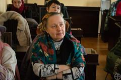 """Лекция в рамках курсов """"Свет Православия"""" Марии Нецветаевой"""