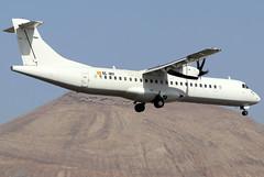 EC-MIY (GH@BHD) Tags: ecmiy atr atr72 atr72500 swt swiftair cnf canaryfly ace gcrr arrecifeairport arrecife lanzarote aircraft aviation airliner turboprop