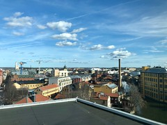 Norrköping idag… (Patrick Strandberg) Tags: sweden östergötland kåkenhus norrköping iphone iphonex