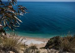 calm (*BegoñaCL) Tags: mar sea mediterráneo horizon water blue benitachell alicante comunidadvalenciana costablanca begoñacl