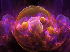 flame 96 (marsartpics) Tags: fractal digitalart abstract glow geometry symmetry