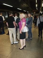 Heading Home (rachel cole 121) Tags: tv transvestite transgendered tgirl crossdresser cd gender fluid