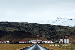 Vik, Iceland (Naomi Rahim (thanks for 4.8 million visits)) Tags: iceland 2018 scandinavia europe travelphotography travel nikon nikond7200 wanderlust nature landscape day mountain snowcapped farm dairy roadtrip