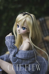 I like coffee (Sugar Lokifer) Tags: ddh09 dollfiedream dollfie dream dds sister volks jp vinyl ronronshuka