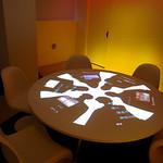 オフィス設備、空間演出装置の写真