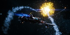 EVERSPACE - Ka-BooM ! (tend2it) Tags: rockfish games space sim roguelike fighter battle pc xboxone nonlinear crowdfunded everspace