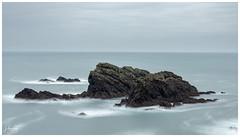 Safe Haven (ShaunXVII) Tags: minimalist minimalism sea atlantic ocean butt lewis isleoflewis ness outerhebrides westernisles north longexposure landscape landscapes highlandsandislands scottishislands scotland nikon leefilters coast rock moody