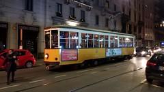 Milano (12) (pensivelaw1) Tags: italy milan statues trump starbucks romanruins thefinger trams cakes architecture