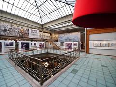 P1280479 (lychee_vanilla) Tags: centre belge de la bandedessinée comic strip bruxelles comicstripmuseum musée museum