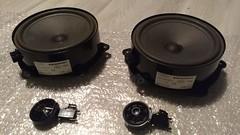Audi A2 speakers + tweeters (BasFeijen) Tags: