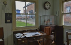National Waterways Museum Ellesmere Port 130219_DSC2853 (Leslie Platt) Tags: cheshirewestchester nationalwaterwaysmuseum ellesmereport inlandwaterways exposureadjusted straightened
