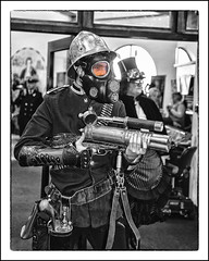 IMG_0042-6 Re-Edit (Scotchjohnnie) Tags: whitbysteampunkweekendfebuary2019 whitbysteampunkweekend steampunk costume people portrait male blackwhite mono monument thepavillion whitby yorkshire northyorkshire canon canoneos canon6d canonef24105mmf4lisusm scotchjohnnie