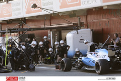 1902280684_russell (Circuit de Barcelona-Catalunya) Tags: f1 formula1 automobilisme circuitdebarcelonacatalunya barcelona montmelo fia fea fca racc mercedes ferrari redbull tororosso mclaren williams pirelli hass racingpoint rodadeter catalunyaspain