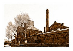 The Ormeau Baths (Oul Gundog) Tags: belfast buildings history baths victorian ormeau architecture amine charity fountain monument robinson cleaver department store northern ireland uk anglican churches church
