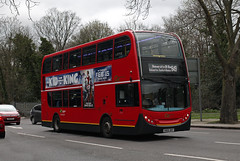 Route 849, Go Ahead London, E13, SN06BNY (Jack Marian) Tags: route849 goaheadlondon e13 sn06bny alexander alexanderdennis dennis alexanderdennisenviro400 enviro enviro400 e400 roehampton daneburyavenue roehamptondaneburyavenue barnes barnesstation buses bus london