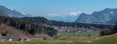 Inn Valley from Wiesing (ShirleyGrant) Tags: austria wiesing spring tirol