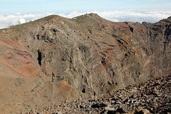 Crater rim with the observatories (EduardMarmet) Tags: lapalma spanien esp