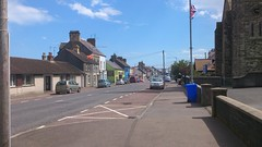 Ballywalter (divnic) Tags: ni northernireland countydown ards ardspeninsula ballywalter ballywalterharbour streetlight