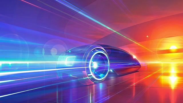 Обои авто, движение, ночь, свет картинки на рабочий стол, фото скачать бесплатно