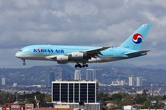 A380 HL7628 Los Angeles 21.03.19-1 (jonf45 - 5 million views -Thank you) Tags: airliner civil aircraft jet plane flight aviation lax los angeles international airport klax korean air airbus a380 hl7628