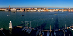 Panorama of Venice (atardecer2018) Tags: venice water winter italy city panorama панорама италия венеция вечер 2018